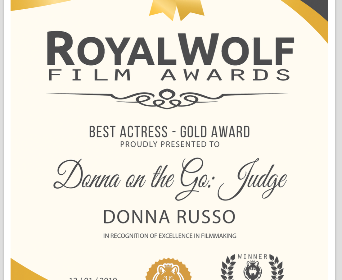 UntitleROYAL WOLF DONNA ACTRESS GOLD JUD