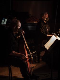 Conductor - Gary Thor Wedow a Gamba Continuo - Lawrence Lipnik