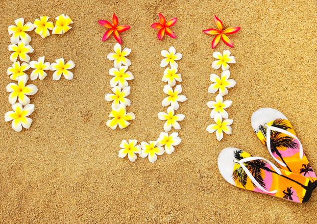 Fiji Flowers