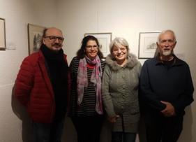 Diese Künstler/innen waren zu Gast in der «Galerie zur Alten Post»