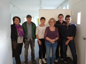 Diese Künstler durften wir in der Galerie präsentieren
