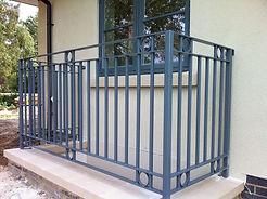 Handmade Iron Balconies