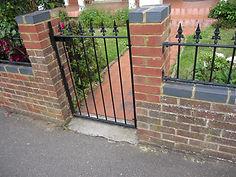 Handmade Iron Gates and Railings