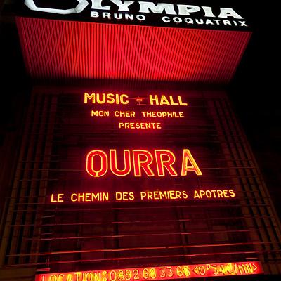 Ourra - Olympia