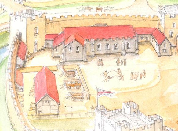 knights' hall inner bailey.jpg