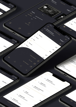 Banking Application Redesign Concept