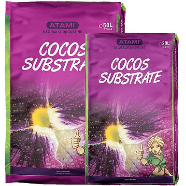 ATAMI Cocos Substrate 20 L - Fibra di cocco