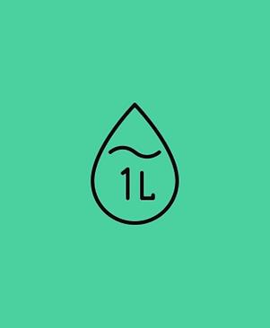 Logo fertilizzanti 1000ml - One Blood Ge