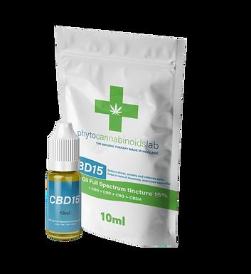 Olio al CBD 15% - 10 ml