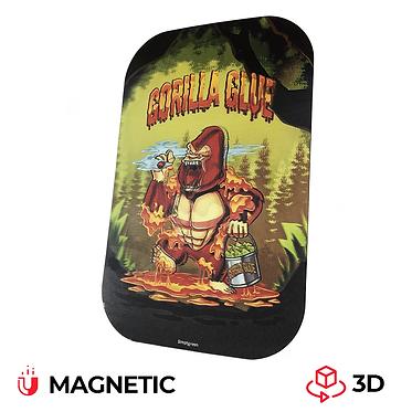 Cover magnetica 3D per vassoio MEDIUM - Gorilla Glue