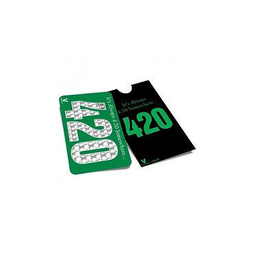 Grinder card - 420