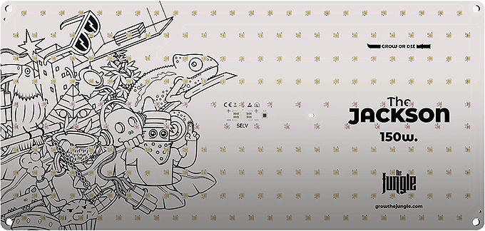 The Jungle - Lampada LED The Jackson 150W