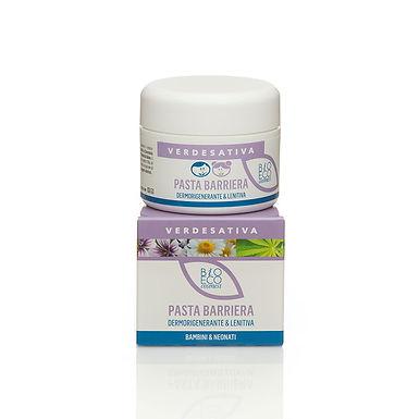 Baby pasta barriera - dermorigenerante lenitiva - 100 ml - VERDESATIVA
