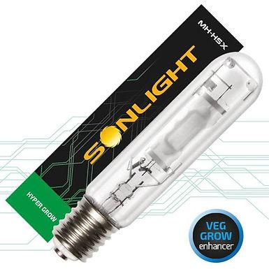 Lampada MH-HSX 250w - Sonlight - Per Vegetativa