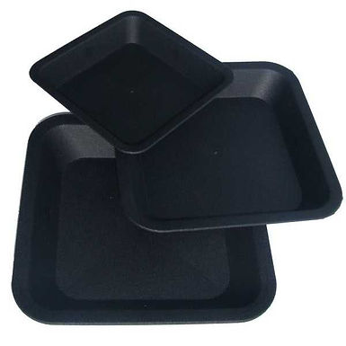 Sottovaso Quadrato 17N per vasi 2,4L e 3,4L