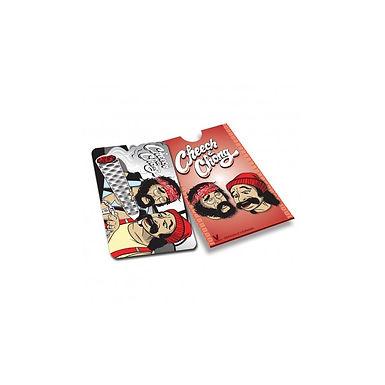 Grinder card - Cheech & Chong