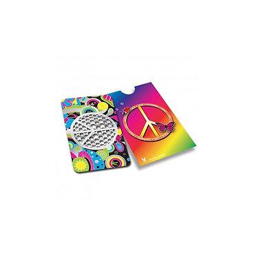 Grinder card - Peace