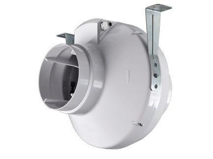 Aspiratore VK125 Cablato BIPOTENZA diam 125mm - 302/355MC/h