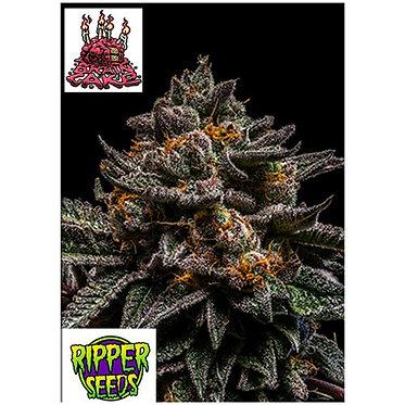 Ripper Seeds - Brain Cake - 3 Semi femminizzati