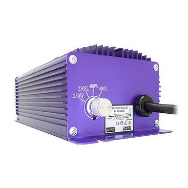 Alimentatore elettronico Lumatek 250W-400W Dimmerabile