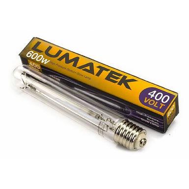 Lampada AGRO HPS 600w 400V - Lumatek