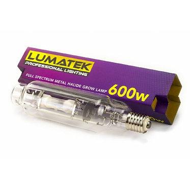Lampada MH 600w 240V - Lumatek