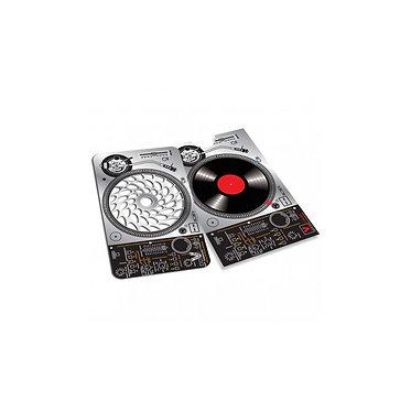Grinder card - Dj Groove