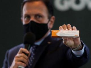 CoronaVac tem eficácia global de 50,38% contra covid-19