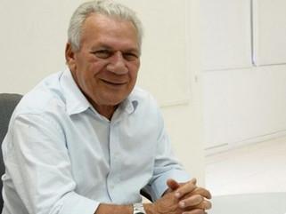 Com Covid-19, José Aldemir é transferido para UTI de hospital em João Pessoa