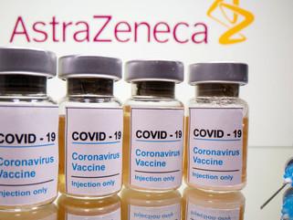 Fiocruz entrega mais de 5 milhões de doses de vacina AstraZeneca