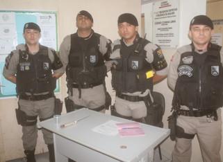 Força Tática do 6º BPM prende popular Bruguelo durante Operação Martelo e Bigorna em Cajazeiras