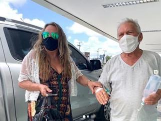 Prefeito José Aldemir é transferido em UTI móvel para hospital em São Paulo
