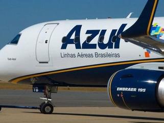 Patos terá voo comercial operado pela empresa Azul Linhas Aéreas, diz Hugo Motta