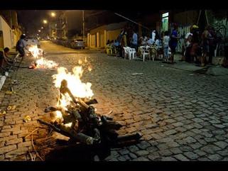 MP recomenda proibição de fogueiras e queima de fogos em 12 cidades da Paraíba