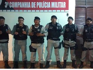 PM apreende menores que furtaram comércios em São José de Piranhas e Monte Horebe