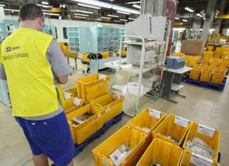 Em greve, Correios garantem estar operando com 83% do efetivo