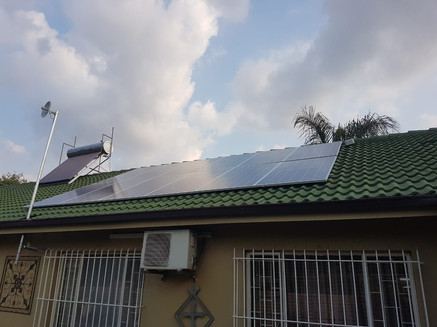 GREEN POINT SOLAR INSTALLATION DASPOORT1