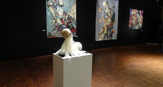 International Textile Art Biennal, Haatch, Belgium.