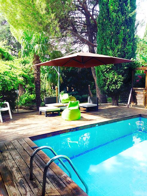 gîtes et chambres d'hôtes en provence, Gard.
