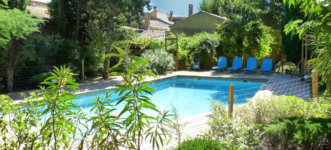 Gîtes et chambres avec piscine