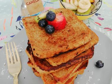 French Toast o Tostadas francesas