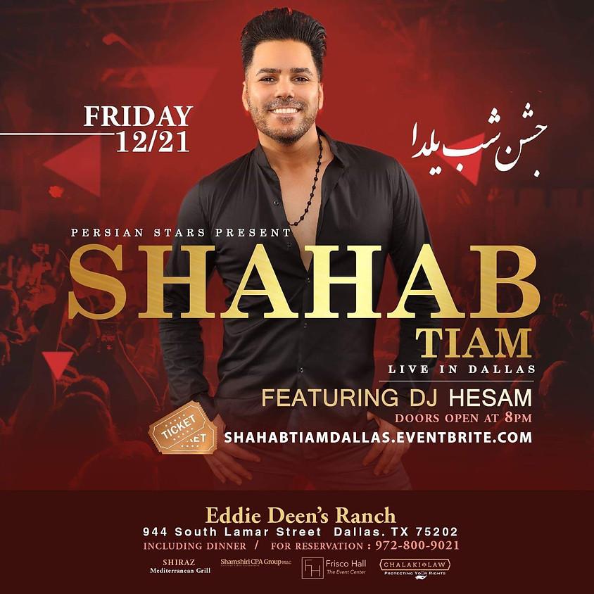 Shahab Tiam Live in Dallas