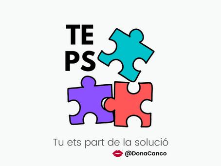 TEPS - TU ETS PART DE LA SOLUCIÓ UN PROJECTE REVOLUCIONARI PER A JOVES