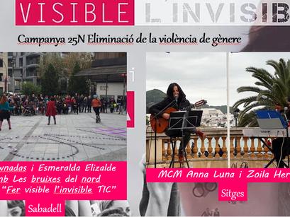 Campanya 25N Eliminació de la violència de gènere
