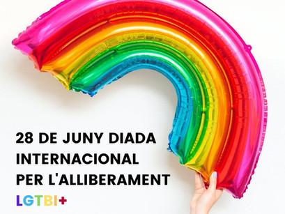 Orgull LGTBI - Juny 28 - Entendre  el que cal entendre!