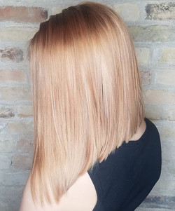 Blondes this season are not boring