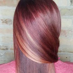 #nofilterneeded #redhair #goodhairday #r