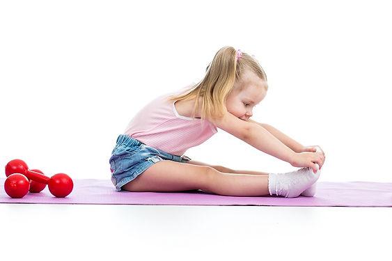 Детский фитнес г.Королёв