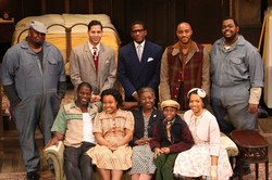 """A Raisin in the Sun"" cast"