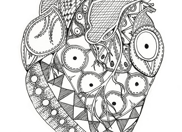 My Inupiaq Heart